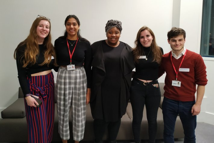 One Westminster hosts first student community group placement for Imperial College